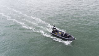 Autonomous boats could help the Navy fight pirates