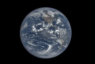 Watch NASA's year-long timelapse of Earth from a million miles away