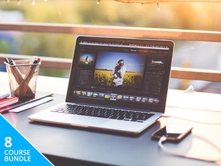 Edit photos like the pros with the Ultimate Adobe Photo Editing Bundle (94 per cent off)