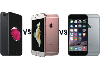 Apple iPhone 7 Plus vs iPhone 6S Plus vs iPhone 6 Plus: What's the difference?