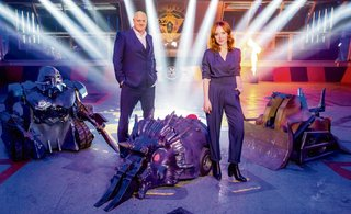 Best catch-up TV on Freeview Play: Robot Wars, Kinky Britain and more