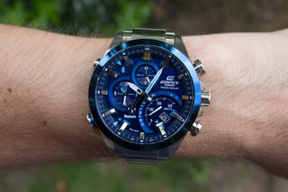 Casio Edifice EQB-500: Watch first, connected device second