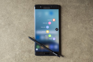 What are the new S-Pen features for the Galaxy Note 7? New Air Command and features explored