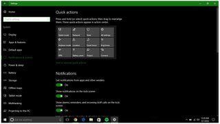 windows 10 anniversary update what does the settings app offer  image 2