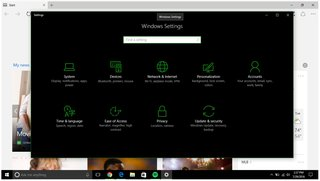 windows 10 anniversary update what does the settings app offer  image 4