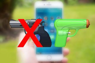 Apple iOS 10 will add new emoji - like a water gun instead of a pistol