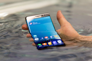 what does samsung galaxy note 7 s ip68 waterproofing mean  image 2