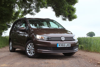 Volkswagen Touran review: Peak practicality