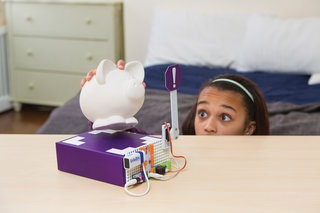 LittleBits' new modular electronics kit lets kids booby-trap their rooms