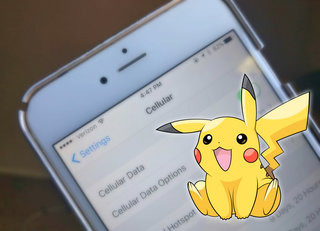 Pokemon Go: How to stop your data usage from getting out of control