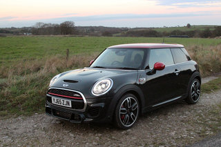 mini john cooper works review image 3