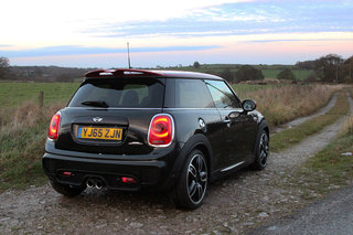 mini john cooper works review image 4