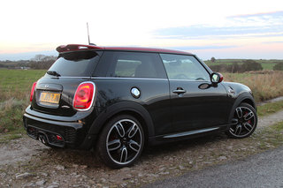mini john cooper works review image 5