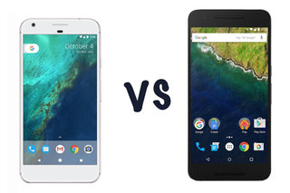 Google Pixel XL vs Nexus 6P: What's the difference?