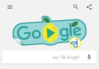 play doodle fruit games how to find and play google s amazingly addictive fruit olympics image 2