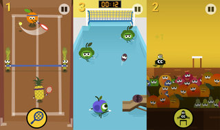 play doodle fruit games how to find and play google s amazingly addictive fruit olympics image 3