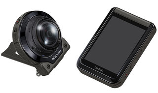 Casio EX-FR200 will capture your wide-angle selfie and 360 video world
