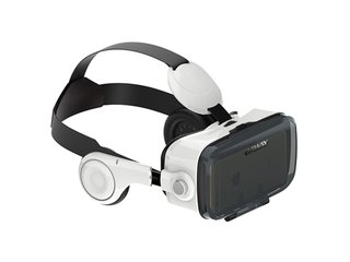 Get an immersive VR experience with the Virtual Reality Box with stereo headset (60 per cent off)