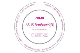 asus zenwatch 3 is round likely to launch at ifa 2016 image 2