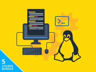 Build high-demand Linux expertise with this 5-course bundle (82 per cent off)