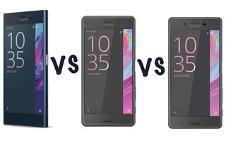 Sony Xperia XZ vs Xperia X Performance vs Xperia X: What's the difference?