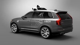 uber and volvo jointly working on autonomous taxis as test fleet arrives in pittsburgh image 3