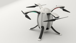 PowerEgg is a £1290 drone offering gesture controls