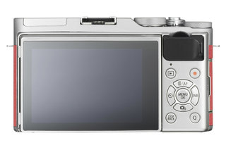 fujifilm x a3 selfie focused compact system camera ups the resolution ante image 2