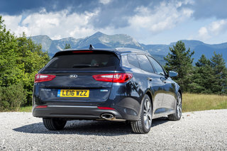 kia optima sportswagon first drive image 4