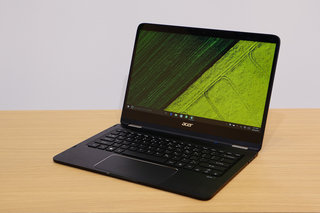 Acer Spin 7 preview: Flexible design with a touch of class