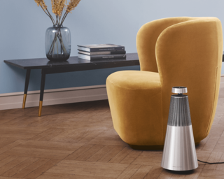 b o beosound 1 and 2 speakers look to daleks for inspiration image 2