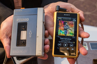 The Sony NW-WM1Z is a €3300 Walkman for the audiophile generation