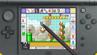 super mario maker coming to nintendo 3ds pokemon sun and moon 2ds consoles announced too image 2