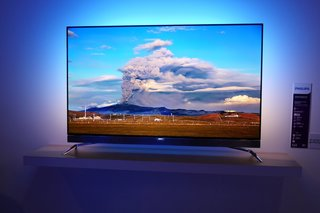 Philips 901F 4K OLED TV with Ambilight is as beautiful as it is capable