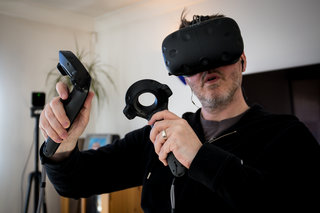 Wire-free HTC Vive in the works