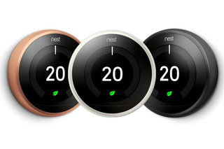 Nest Thermostat now comes in black, white and copper
