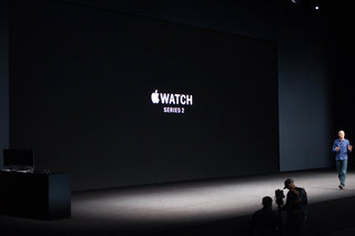 Finally! Apple shows off new Apple Watch Series 2 models
