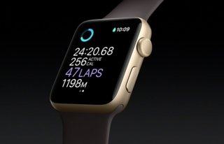 finally apple shows off new apple watch series 2 models image 2