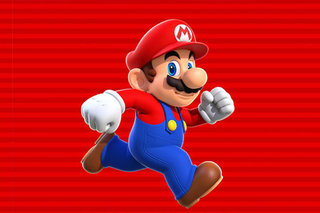 Super Mario Run released for iPhone and iPad on 15 December, priced at £7.99