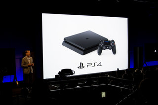 Sony's new PS4 slims down, yours for £259