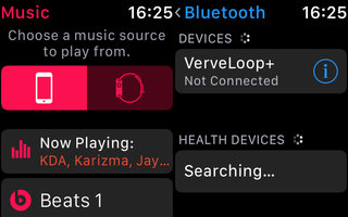 apple watch nike screenshots image 2