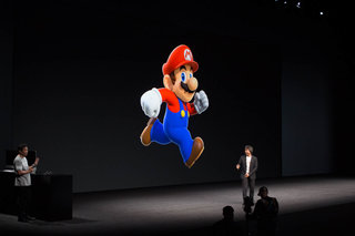 Super Mario Run preview: Playing the game with Miyamoto himself