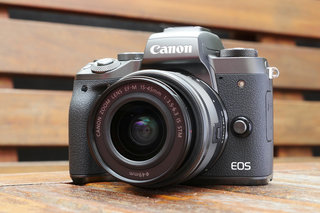 Canon EOS M5 preview: 'Mirrorless 80D' finally shows Canon can compete in compact system cameras