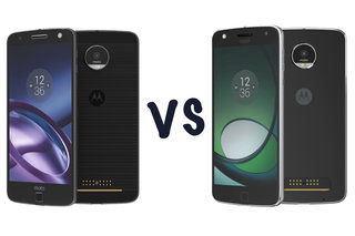 Motorola Moto Z vs Moto Z Play: What's the difference?