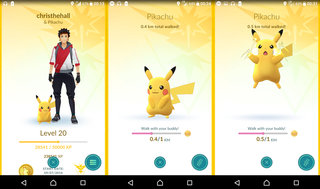 pokemon go buddy how to use the new buddy system image 2