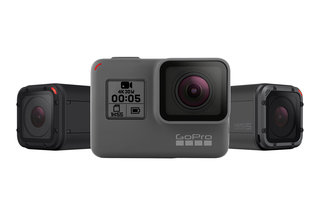 GoPro Hero 5 Black and Session cameras announced, 4K video with GPS and waterproofing