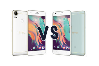 HTC Desire 10 Pro vs Desire 10 Lifestyle: What's the difference?