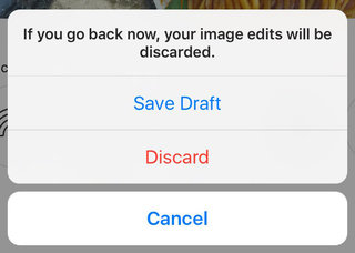 here s how to save drafts of photos on instagram image 2