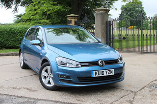 Volkswagen Golf 1.0-litre TSi first drive: Fore!