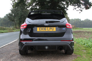ford focus rs first drive image 3